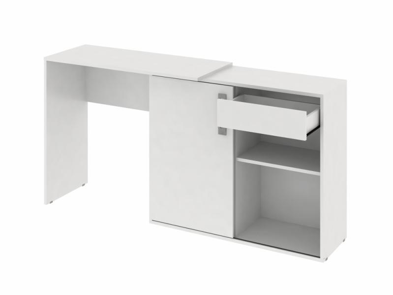 Quanto Custa Mesa Escritório Branca Jaraguá Esquerdo - Mesa para Escritório em L