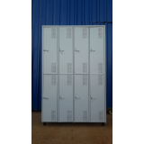 armário de aço para vestiário Jaraguá do Sul