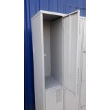 armário roupeiro de aço valor Ressacada