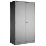 armários de aço duas portas Itaum
