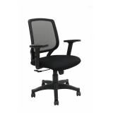 cadeira de escritório para coluna preços Três Rios do Sul