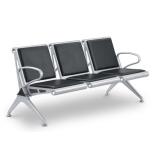 cadeira longarina com braço Schroeder