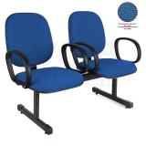 cadeira longarina estofada valor Pinhais