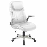 cadeira presidente branca Pomerode