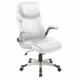 cadeira presidente branca Jardim Sophia