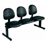 cadeira tipo longarina valor Schroeder