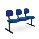 cadeira tripla recepção orçar Itapoá