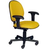 cadeiras secretária com braço Mafra