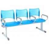 cadeiras tripla recepção Comasa