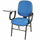 cadeiras universitária azul Jardim Sophia