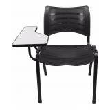 cadeiras universitária empilhável Barra Rio