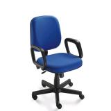 comprar cadeira de escritório home office Fazendinha