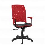 comprar cadeira escritório giratória Vila Cubatão