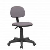custo de cadeira secretária giratória com braços reguláveis preta Centro