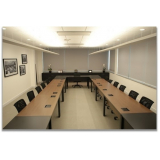 mesa de reunião 8 lugares sob medida São Luís