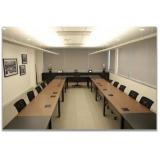 mesa de reunião 8 lugares sob medida Timbó
