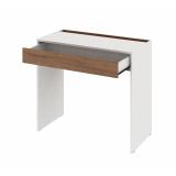 mesa escritório com gaveta sob medida Mafra