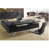 mesa escritório luxo sob medida Canhanduba