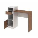 mesa para escritório com gaveta sob medida Itoupava Seca