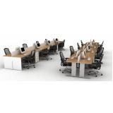 mesa plataforma dupla valores Ubatuba