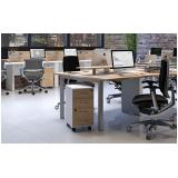 mesa plataforma escritório valores Jarivatuba