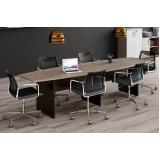 mesa sala de reunião Corupá