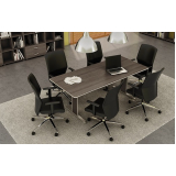 mesas de reunião com cadeiras Balneário Barra do Sul