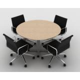 mesas de reunião escritório Bucarein