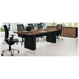 mesas de reunião para escritório Barra Velha
