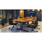 mesas de reunião Vila Lenzi