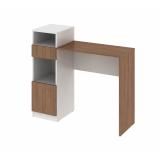 mesa de escritório com gaveta