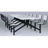 mesas para refeitório industrial Navegantes