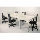 mesas plataforma escritório Anita Garibaldi
