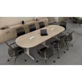 mesas sala de reunião Dom Bosco