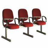 onde vende cadeira longarina estofada Bucarein