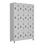 preço de armário para escritório de aço Arraial dos Cunhas