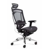 preço de cadeira presidente preta Monte Castelo