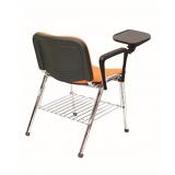 qual o valor de cadeira universitária com prancheta escamoteável Garuva