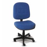 valor de cadeira giratória de escritório Joinville