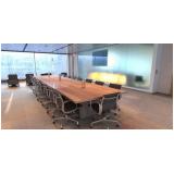 valor de mesa de reunião 8 lugares Jardim Paraíso