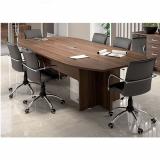 valor de mesa de reunião com cadeiras Amizade