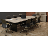 valor de mesa para sala de reunião Jarivatuba